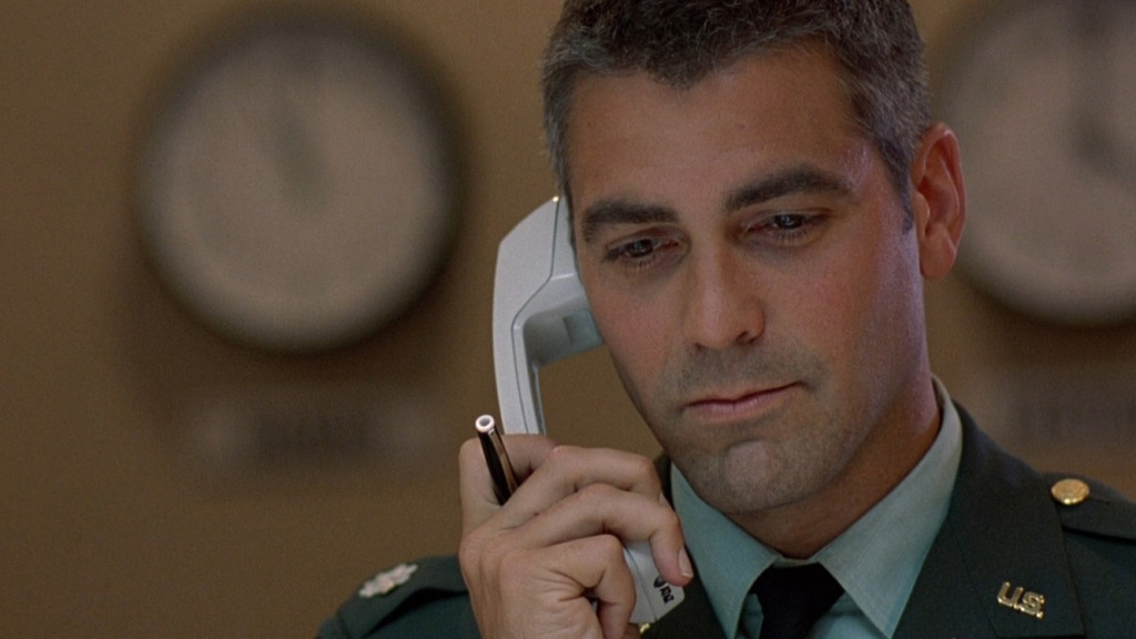 George Clooney (Courtesy: The Peacemaker movie)