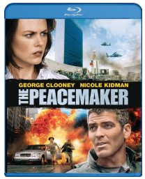 The Peacemaker, Blu Ray DVD