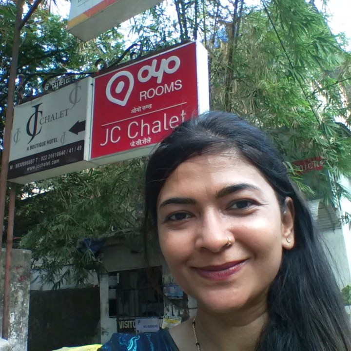 I found another OYO facility in the vicinity
