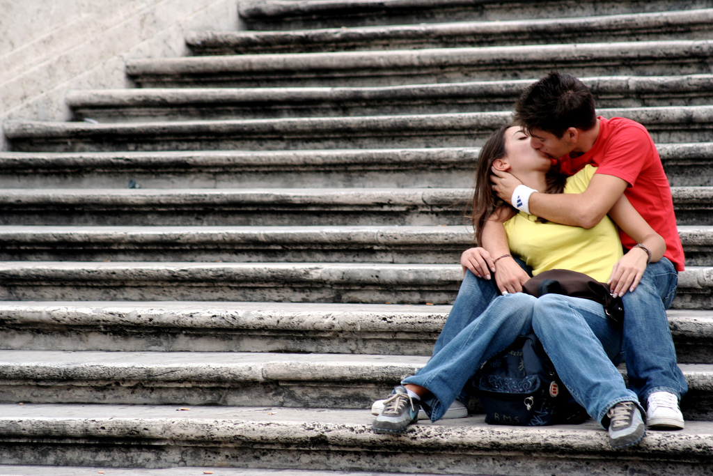 Kissing: Exploring The Intimate Act of Love