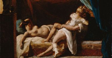 Three Lovers by Théodore Géricault