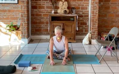 50min Active Gentle Yoga (English)