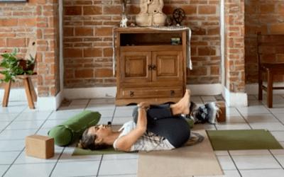 1hr Yin Yoga – secuencia en el suelo (Español)