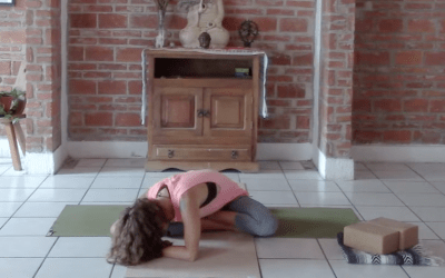 50min Yin Yoga for Insomnia (Bilingual)