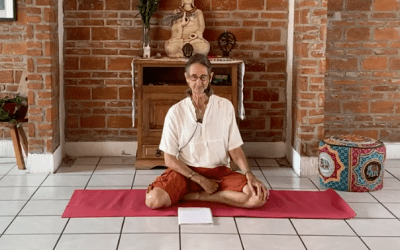 """Lecture: """"The New Revolution: Tantra Yoga"""" (English)"""