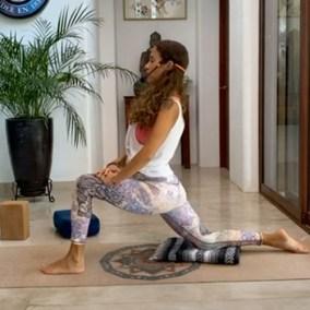 20min Yin Yoga para Caderas (Español)