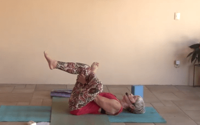 45min Therapeutic Yoga – Hips and Lower Back (English)
