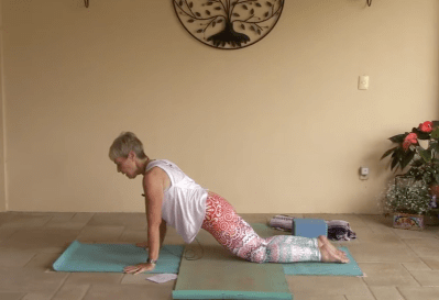 45min Gentle Active Yoga – great for people over 50