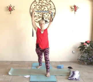 45min Gentle Yoga for your Shoulders