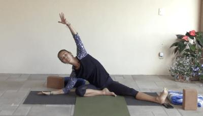 35min Soft Yin Yoga Class