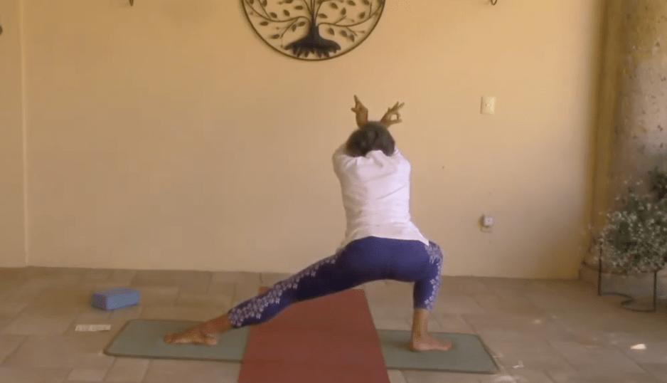 40min Flow Yoga