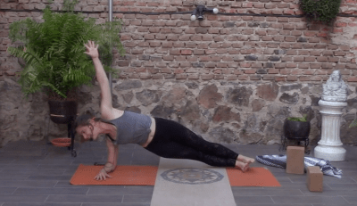 50min Intermediate Vinyasa Flow
