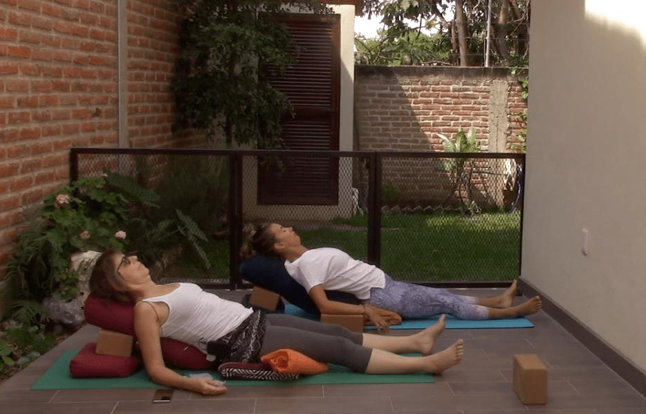 1hr Absolute Restorative Yoga