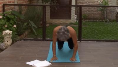 50min Flow Yoga with Marilyn