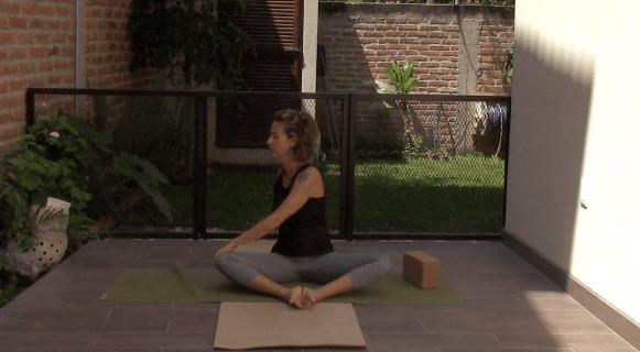 40min Beginner Level Yoga