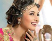 bridal hairstyles - drishti magazine
