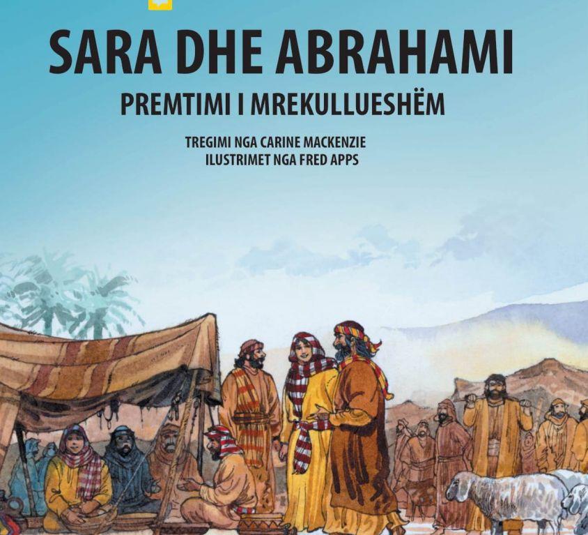 SARA DHE ABRAHAMI PREMTIMI I MREKULLUESHEM - COVER print-1