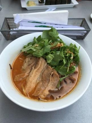 Spicy Pork Ramen