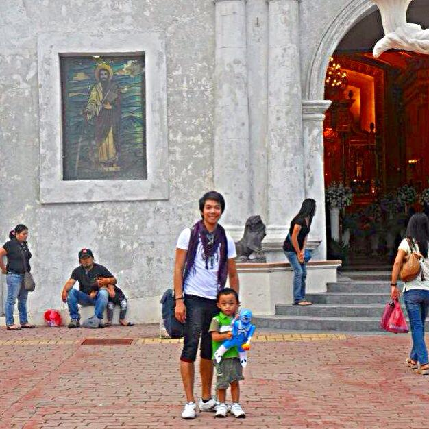 The Basilica's Facade