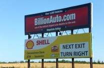 Billion Auto & Shell