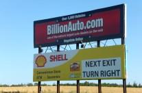 Billion Auto & Shell