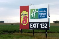 Super 8 & Holiday Inn Express