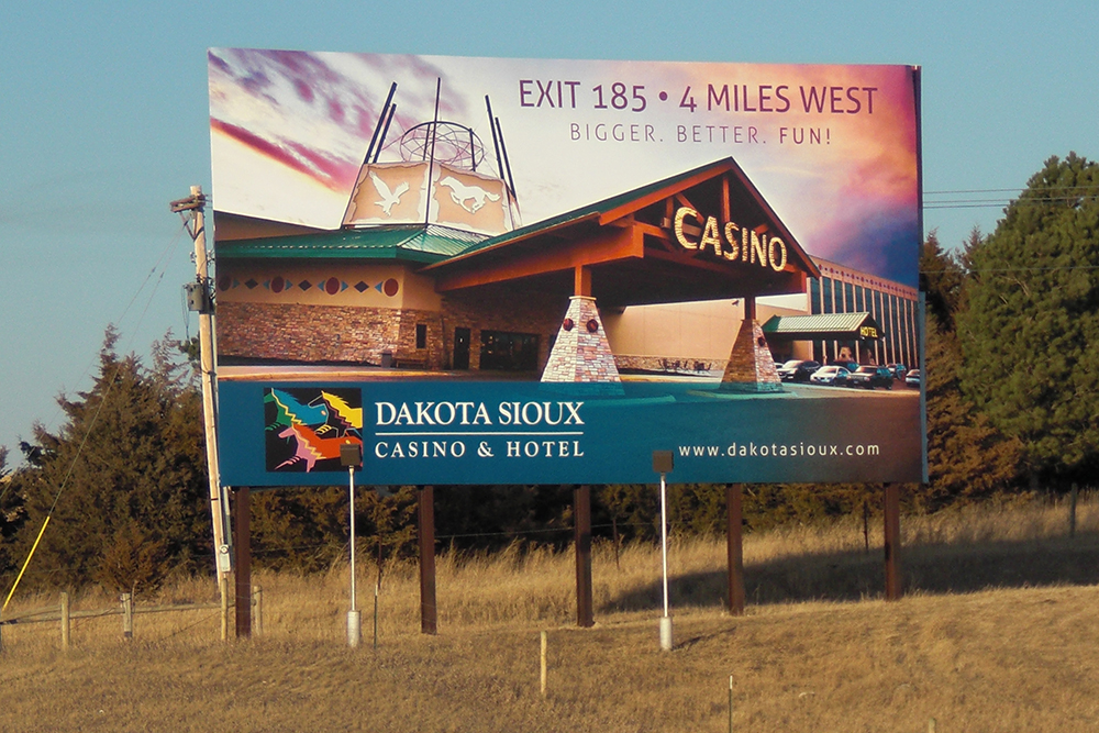 DBS - Casino - 26' X 48' Dec. 2012