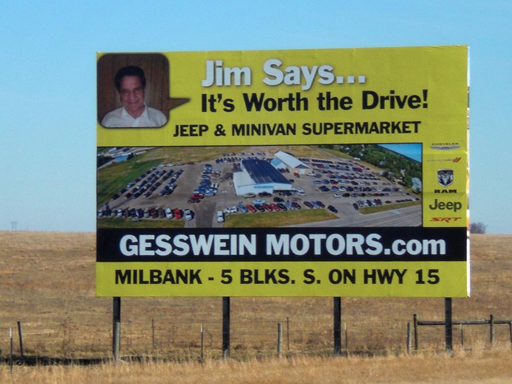DBS - Gesswein Motors HWY. 12