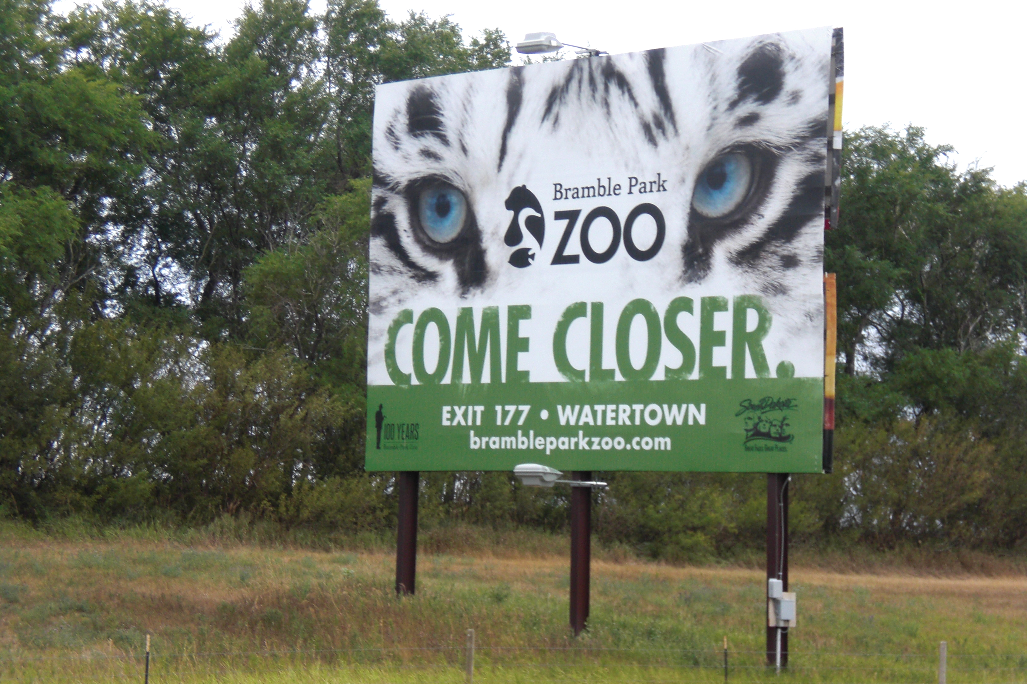 DBS - I-29 - Toronto - Watertown Zoo