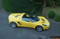 Lotus Elise  Race Tech  122 ch  2001  Yellow Lighting ...