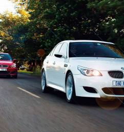 bmw m5 smg e60 against an example e60 m5 that s been converted to a six speed manual [ 1280 x 805 Pixel ]
