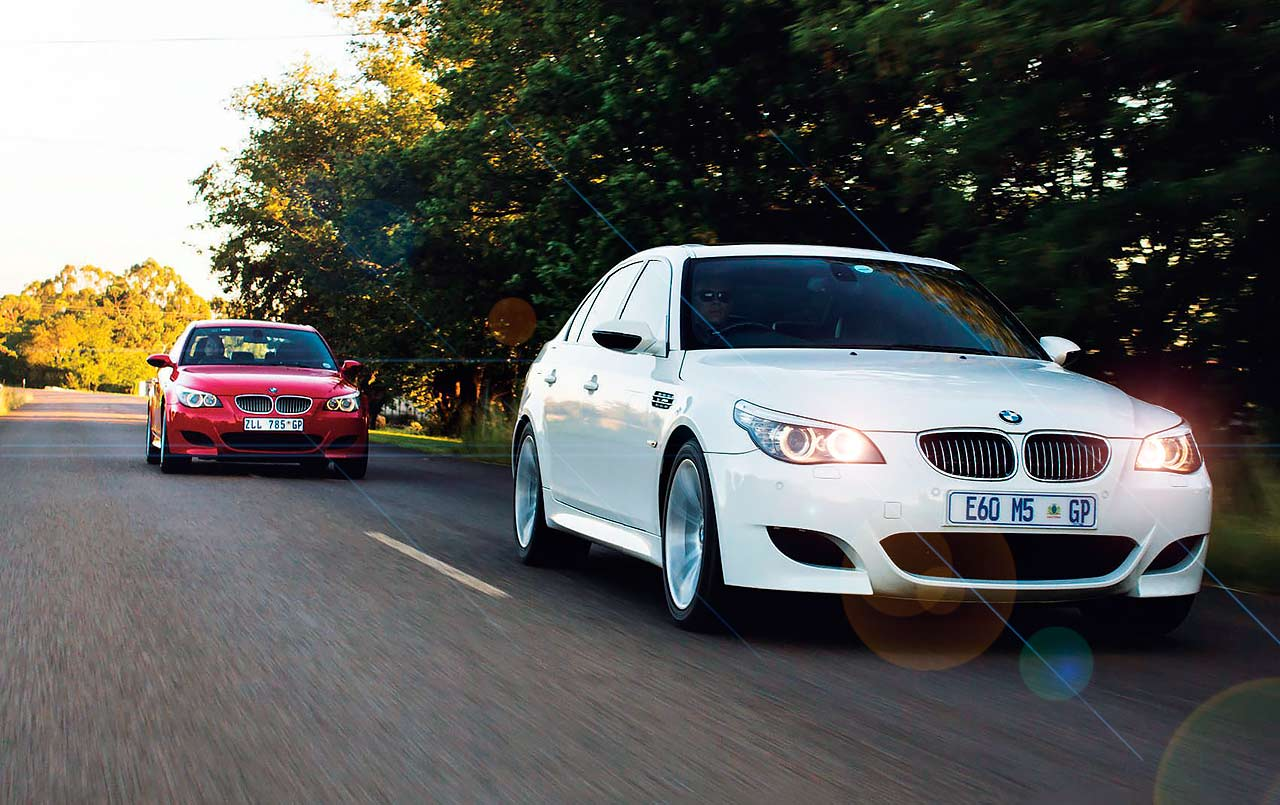 hight resolution of bmw m5 smg e60 against an example e60 m5 that s been converted to a six speed manual