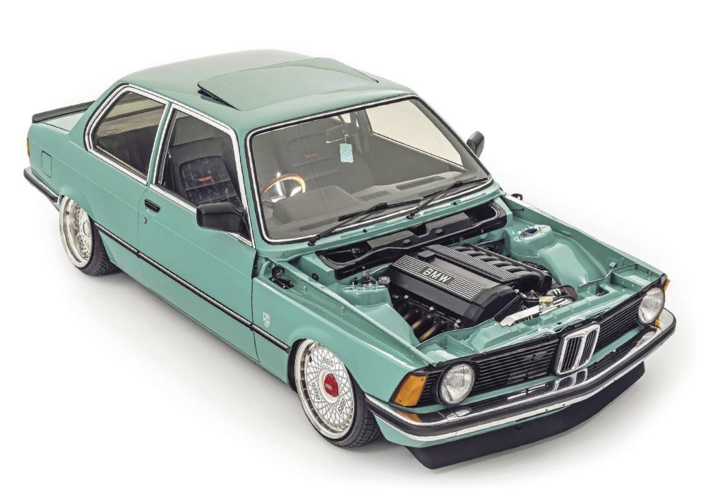 medium resolution of stunning epic bmw e21 m50 swapped