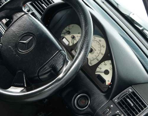 small resolution of interior mercedes benz c36 and c43 amg w202