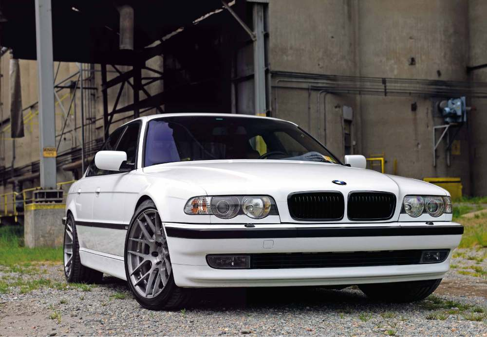 medium resolution of supercharged 560hp s62 swapped bmw e38 7 series