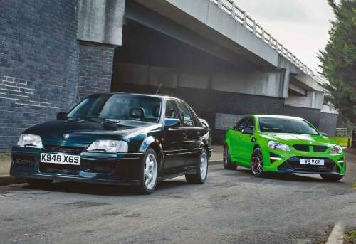 small resolution of back to the future vauxhall lotus carlton vs vxr8 gts r