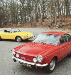 omparison test drive fiat 850 spider and coupe entry level sportscars from the 1970s [ 1417 x 1117 Pixel ]