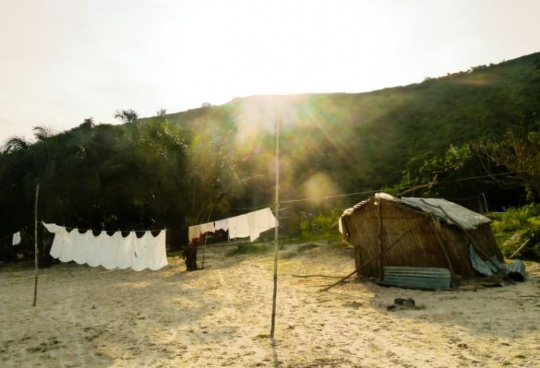 Villaggi Fiume Congo