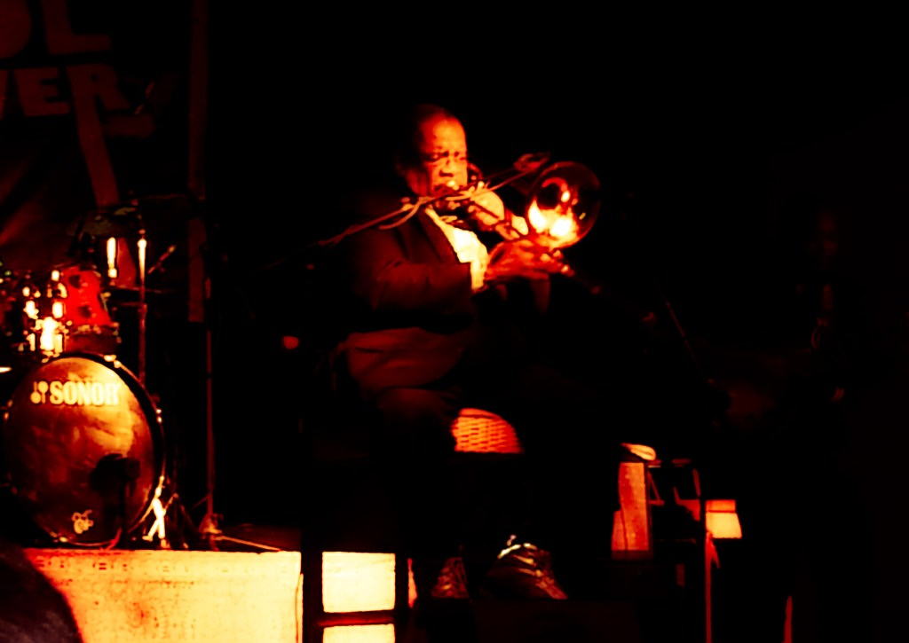 vita in congo Fred Wesley, in Pointe Noire