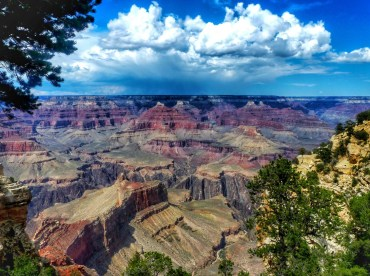 Hiking nel Grand Canyon