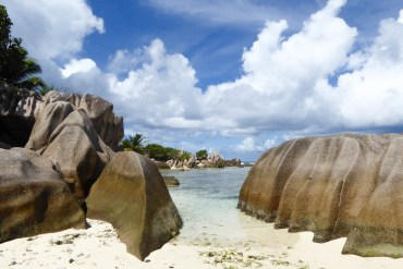 spiagge di La Digue
