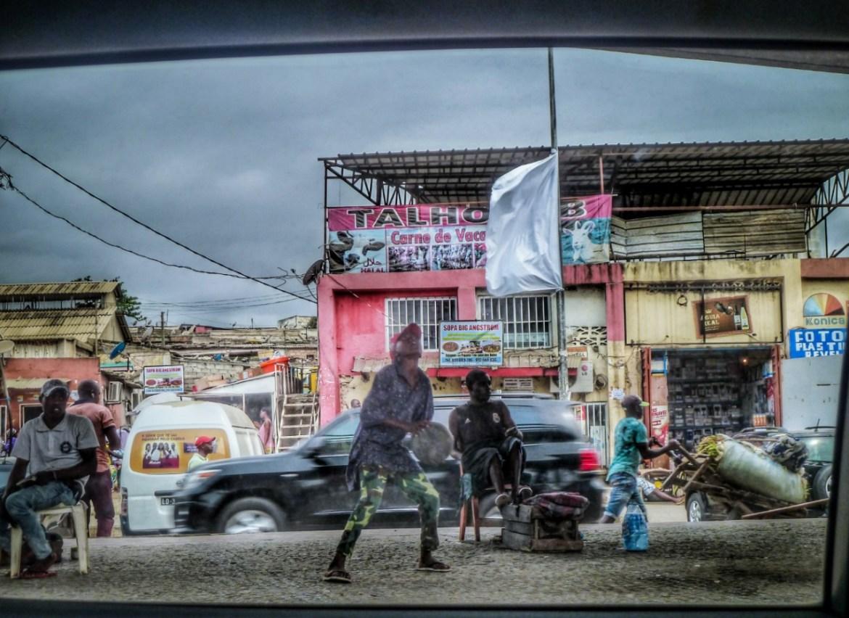Vivere in Angola