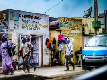 Vivere a Luanda