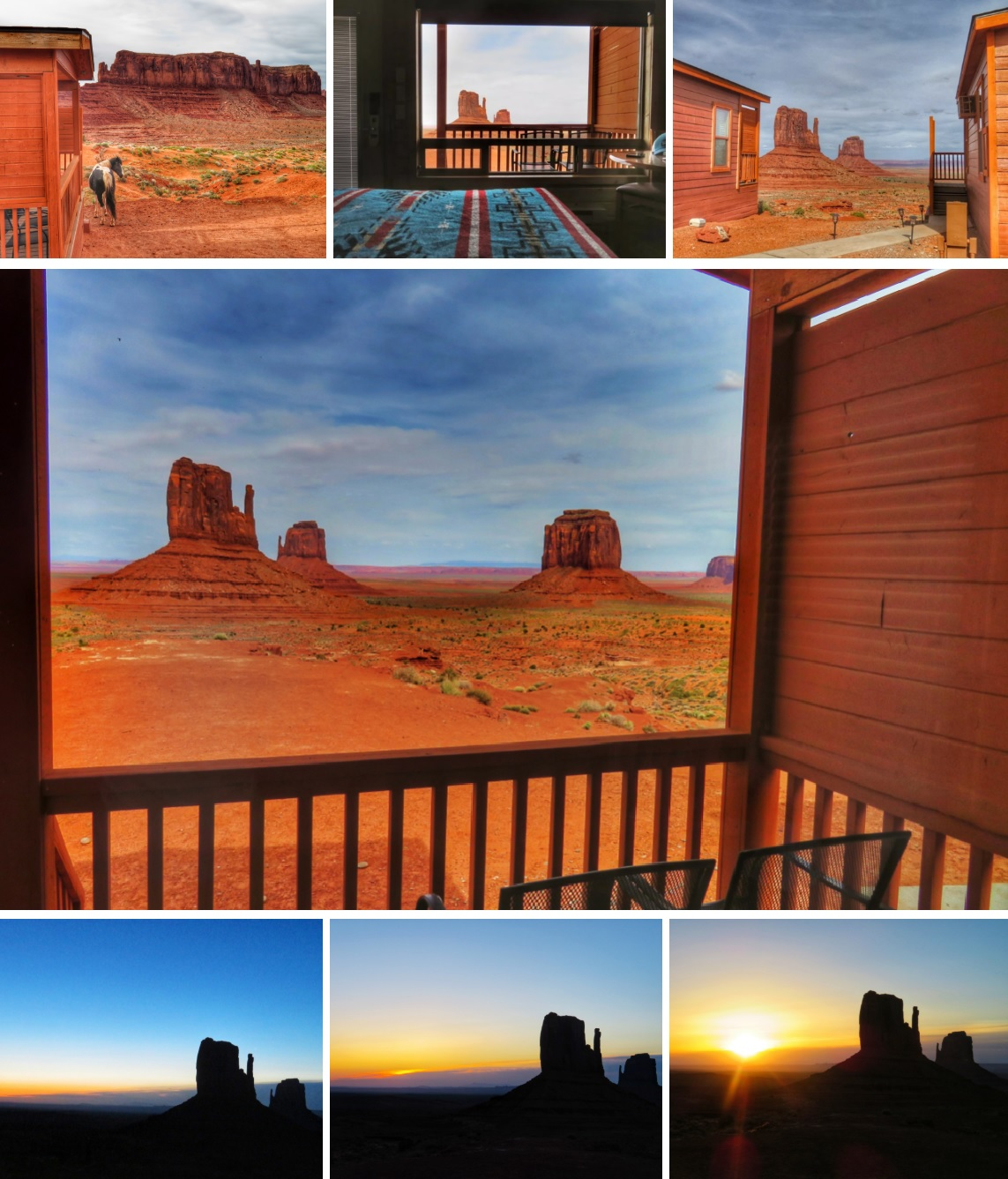 dove dormire vicino alla Monument Valley