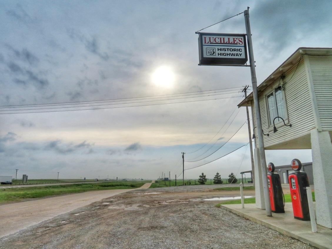 Route66 cosa vedere in Oklahoma