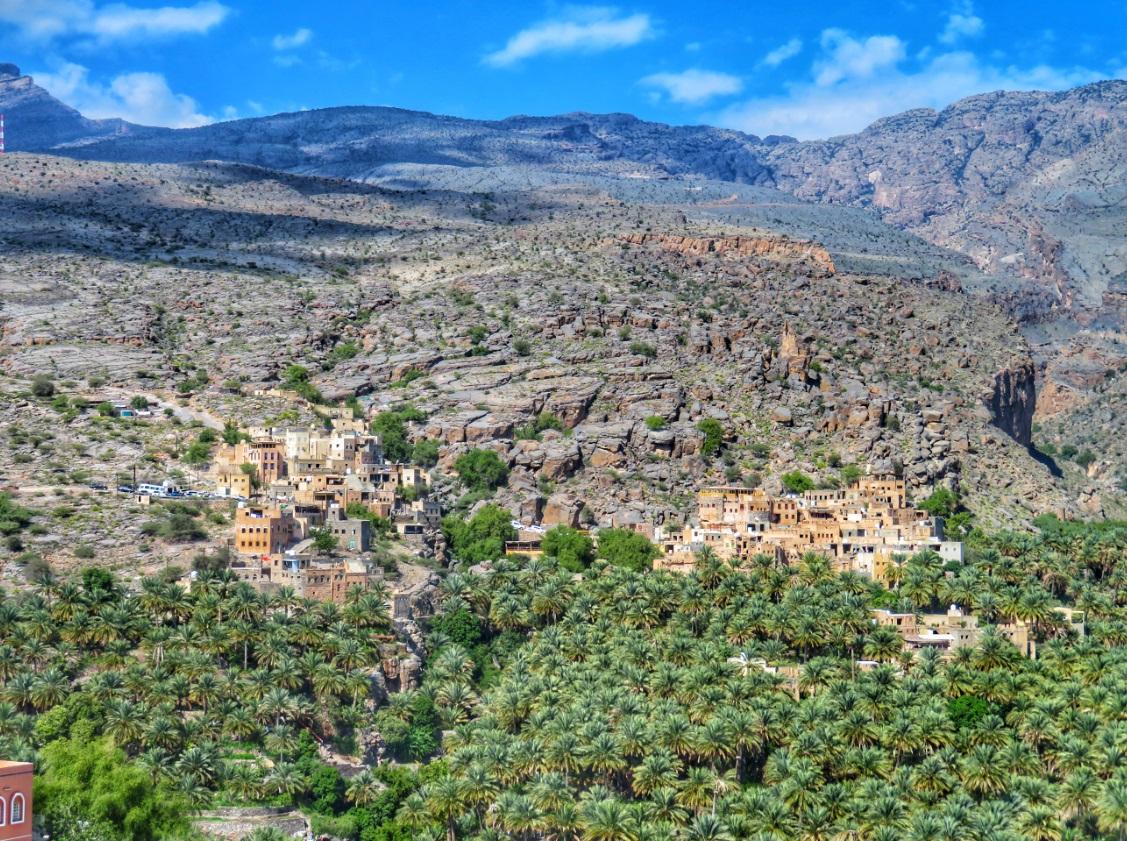 Villaggi da vedere in Oman