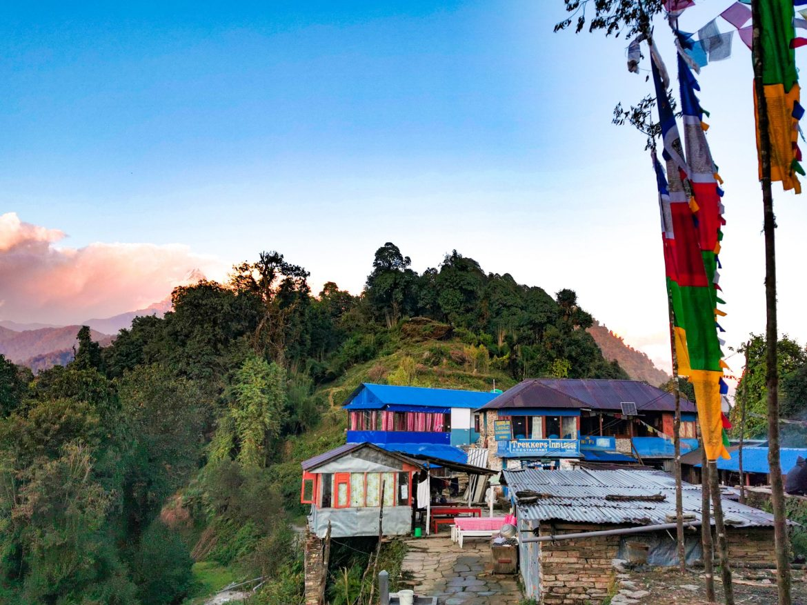 Dormire nelle teahouse in Nepal