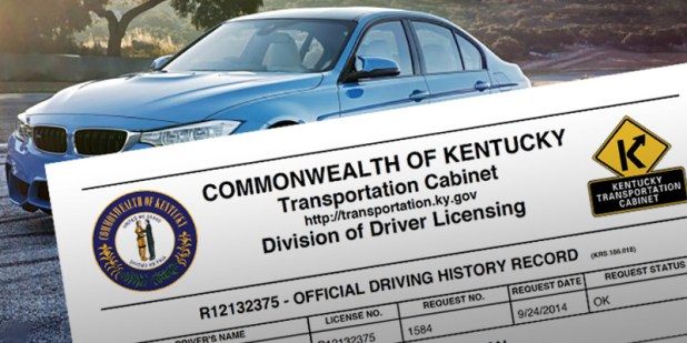 kentucky division of motor vehicles