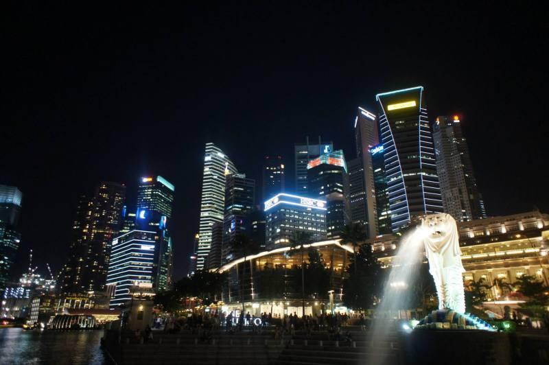 シンガポールのコース
