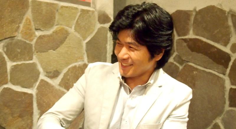 早稲田大学客員准教授・哲学者の西條剛央さん